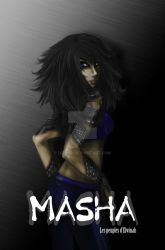 Shooting Masha by Diddha