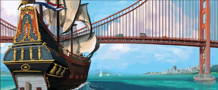 We're going to San Francisco by Rudeone