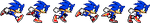 Sonic FGX 2/Sonic and Shantae Sonic Run sprites by Giga6152