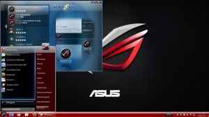 ASUS Republic of Gamers Orb by soundwizard