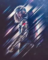 James Buchanan Bucky Barnes by masaolab