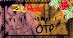 ZeRose Stamp by RoseCoral2017