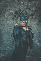 Maleficent by Cosmy-Milord