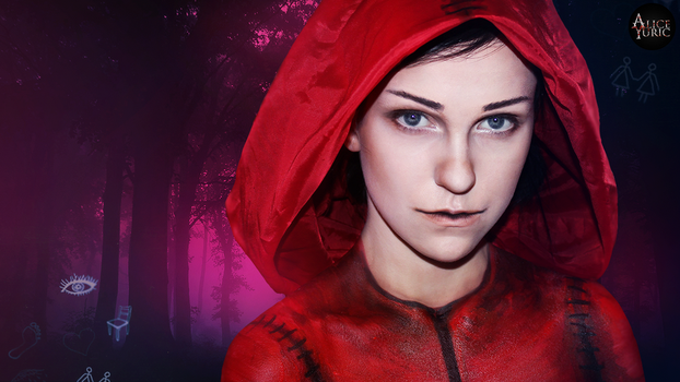 MAKEUP - The Path [Robin] by AliceYuric