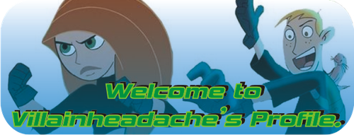 welcome banner 2 by Villainheadache