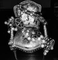 throne of my King