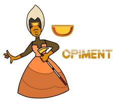 Opiment (Gemsona) by sodoww