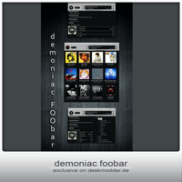 demoniac foobar by deskmodder