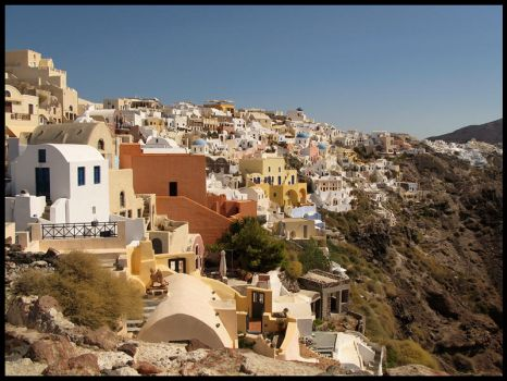SANTORINI 001 by Yousry-Aref