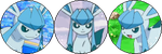 Glaceon Divider by TRASHYADOPTS