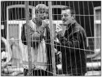 Smokers behind Bars by Fodiographer