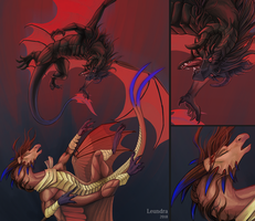 Scale Wars: Remorse by Leundra