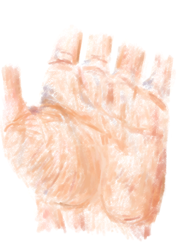 My Hand by nobus