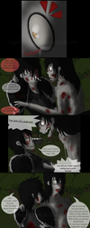 Adventures With Jeff The Killer PAGE 23 by Sapphiresenthiss