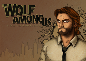 The Wolf Among Us by BuGzY111