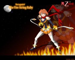 TLO The Fire String Ruby by Spacecowboytv