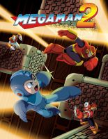 Legacy Collection - Mega Man 2 by theCHAMBA