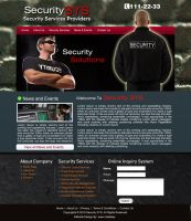 Website Design security by pakiboy