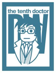 Tenth Doctor says What? by omniskriba