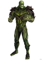 Swamp Thing. by OGLoc069