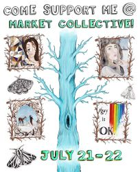 Market Collective! by Iararawr