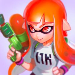 Inkling Girl by Kuvshinov-Ilya
