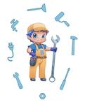 Plumber 1 png by CristianoReina