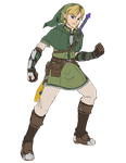 LoH - Hero's Garbs Link by athorment