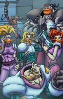 The Mighty Ducks by Kyle-Fast