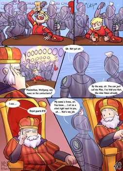 Mysims Kingdom page 48 by Kattinx