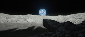 Moonscape by JustV23