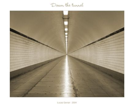 Down the Tunnel by Homy