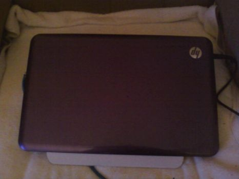 My New Laptop by Ashie-Kins