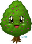 Cute Tree by MeMiMouse