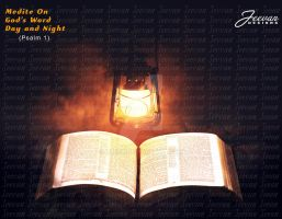 Mwditate On God's Word Day and Night by Olesu