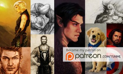 Patreon - May compilation by yuhime