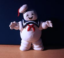 Stay Puft by NessaSan
