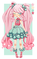 .:[500points_Bubble_Adopt_#1]:. by Coco-Dango