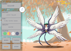 PKMNation - Seraphim by FuufuuSketch