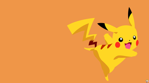 Pikachu [Vector Version] (Pokemon) by SelflessDevotions
