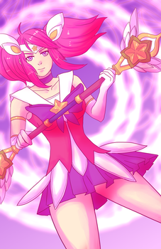 Star Guardian Lux by sleepran