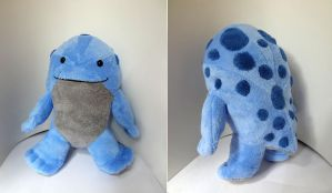 Second attempt at Quaggan calf by Koreena