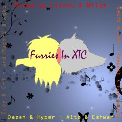 Entry contest 'Furries in XTC' by K-E-Y-K-O