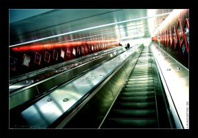 Push Upstairs by Stainn