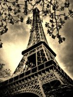 Tower Eiffel by alydearest