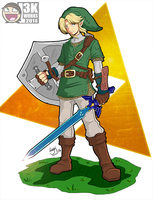 Art Trade - A Link into the Twilight by Locke3K