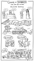 Game of Thrones 4x02 - Illustrated Summary by AlessiaPelonzi