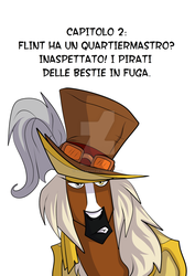 Bizarre Hunt - Capitolo 2, Cover by Bard-Artist