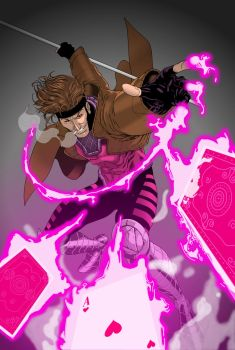 Gambit by faygo69