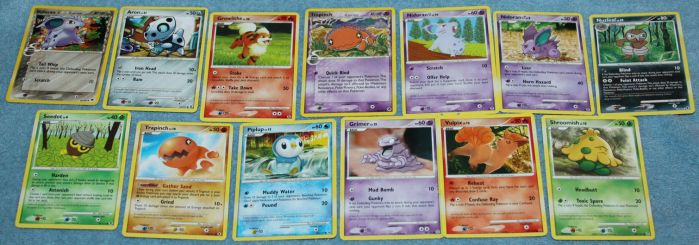 Pokemon Cards- 4Sale $.75Each - P10- NeedNewHomes by Lovely-DreamCatcher